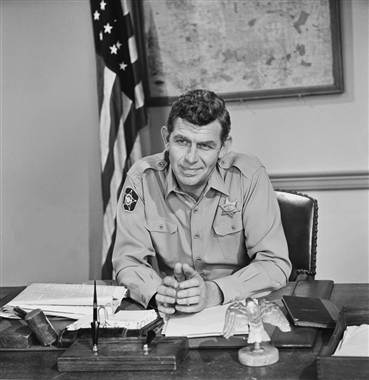 Andy Griffith Andy Griffith, Americas Sheriff, Dead at 86