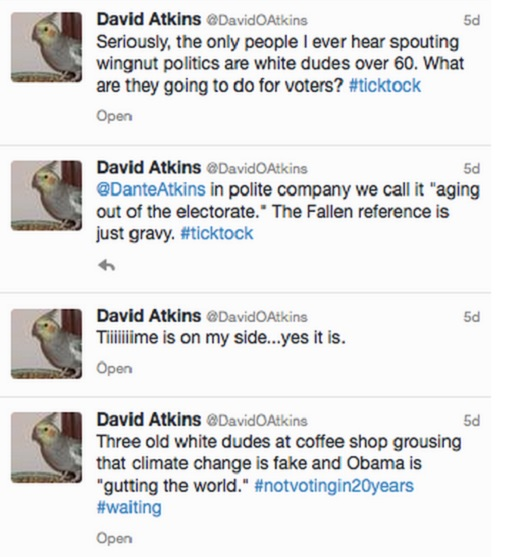 Atkins Tweets Ventura County Democrat Chair David Atkins Has a Twitter Problem