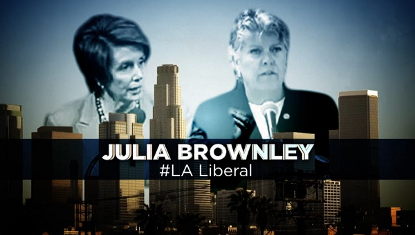 Brownley LA Liberal Tony Strickland Calls Julia Brownley a LA Liberal in New Television Ad