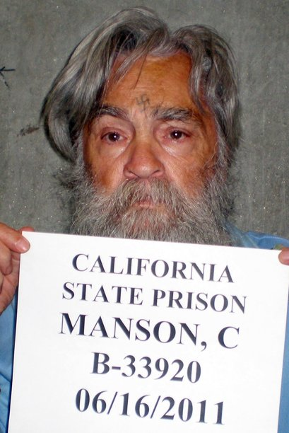 Charles Manson Charles Manson Scheduled for Parole Hearing Next Week   Says He Wont Attend