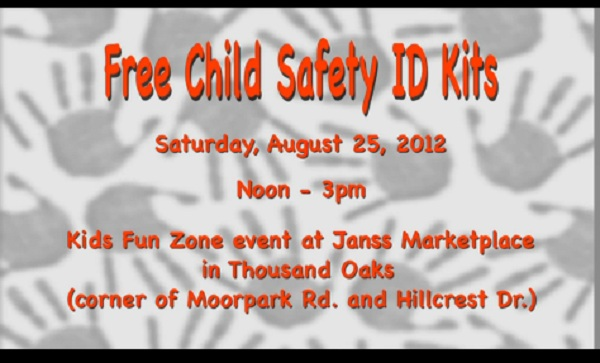 Child Safety ID Kits