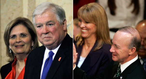 Daniels and Barbour President 2012: Haley Barbour is OUT   Is Mitch  Daniels IN?