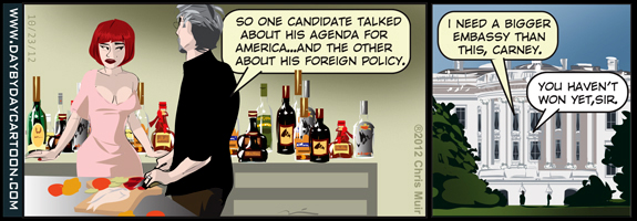 Day By Day cartoon for October 23, 2012