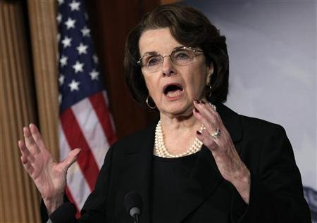 Dianne Feinstein2 The Morning Flap: January 24, 2013
