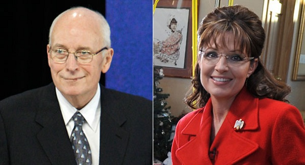 Dick Cheney and Sarah Palin Cheney: Choosing Sarah Palin as Vice President Nominee Was a Mistake