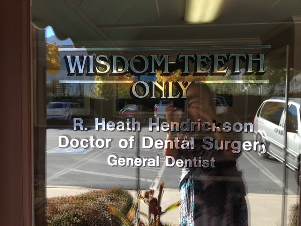Dr Wisdom Teeth Office