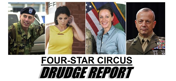 Four Star Circus The Morning Flap: November 13, 2012