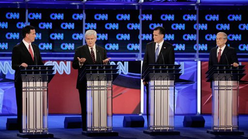 GOP Debate President 2012: GOP Debate in Arizona Tonight   A Season Finale?