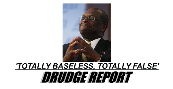 Herman Cain Baseless President 2012: Herman Cain Says He Was Falsely Accused of Sexual Harassment