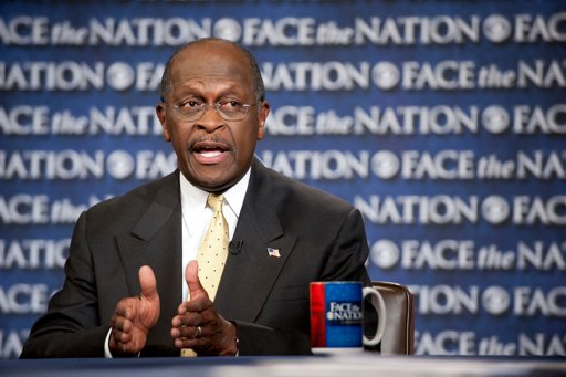 Herman Cain on Face the Nation President 2012: The Herman Cain Sexual Harassment Flap: Can Cain Survive?