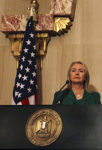 Hillary Clinton Hamas Israel Cease Fire