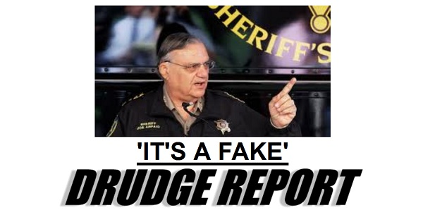 Joe Arpaio The Morning Flap: July 18, 2012