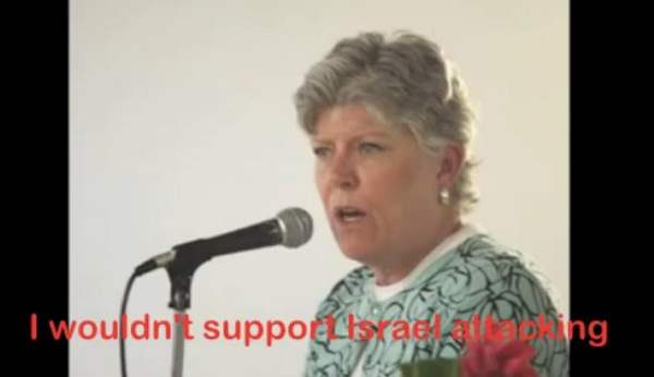 Julia Brownley flips on Israel CA 26: Julia Brownley Flip Flops on Support for Israel?
