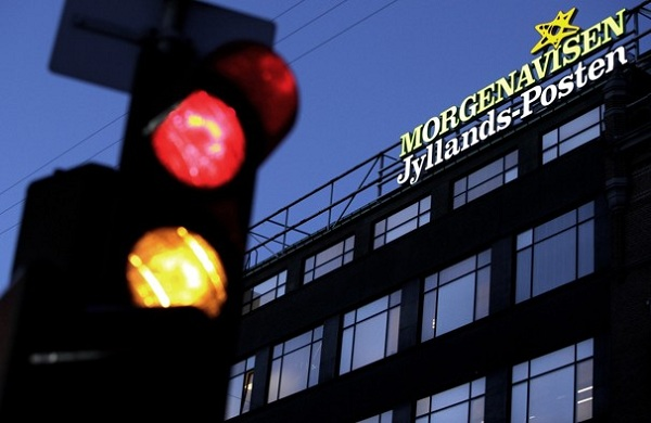 Jyllands Posten Four Muslims Jailed in Denmark Over Muhammed Cartoons Terrorist Plot