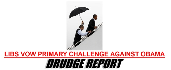Left challenges Obama President 2012: LEFT Vows to Challenge President Obama in Democratic Party Primary Elections?