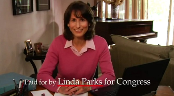 Linda Parks1 CA 26: Democrats MOCK Linda Parks Rocky Road Television Ad