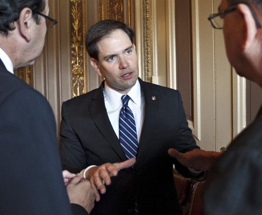 Marco Rubio Senator Marco Rubio Says Attorney General Eric Holder Must Resign