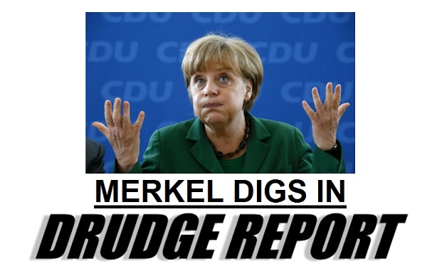 Merkel Digs In The Morning Flap: May 7, 2012