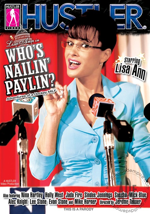 Nailin Palin President 2012: Florida Adult Industry Ready for 2012 Republican National Convention?