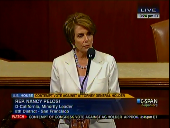 Nancy Pelosi The Morning Flap: June 29, 2012