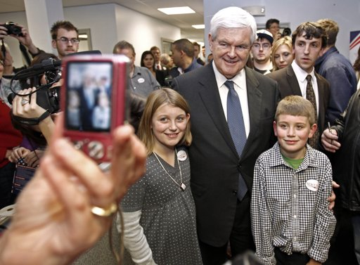 Newt gingrich President 2012: Is Newt Gingrich the Next Conservative Anti Romney Candidate?