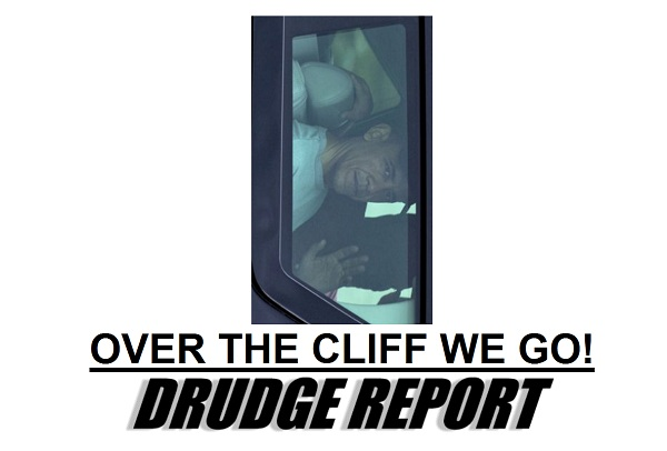 Obama Over the Cliff The Morning Flap: December 27, 2012