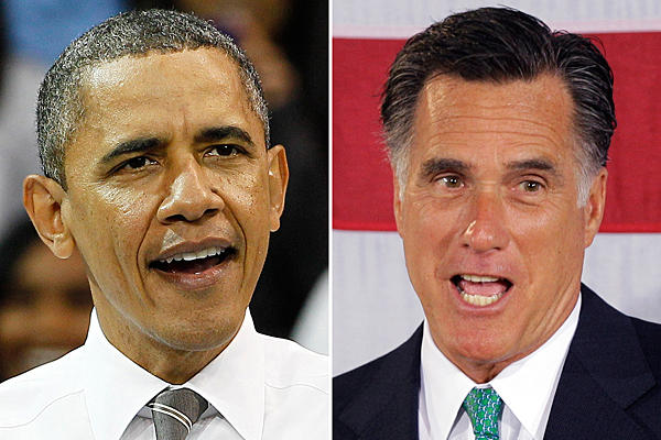 Obama and Romney 600 President 2012 Florida Poll Watch: Obama 48% Vs. Romney 47%