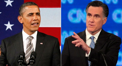 Obama and Romney President 2012 Poll Watch: Obama Beating Romney in Four Key Battleground States of VA, FL, OH, NC