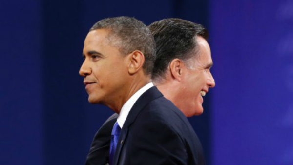 Obama and Romney6 The Morning Flap: November 2, 2012