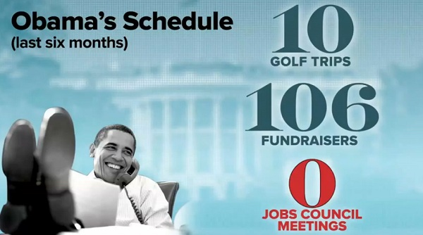 Obama and the jobs council Video: President Obama Has A Lot on His Plate