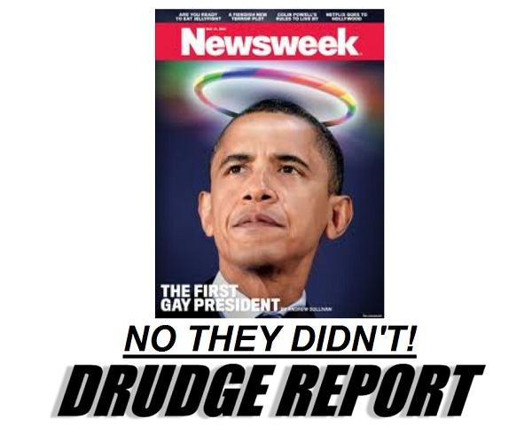 Obama the Gay President The Morning Flap: May 14, 2012