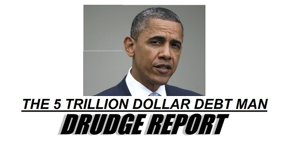 Obamas debt The Morning Flap: April 18, 2012