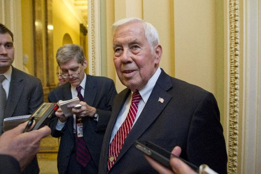 Richard Lugar In Sen: Richard Mourdock Leads Sen. Richard Lugar By 10 Points