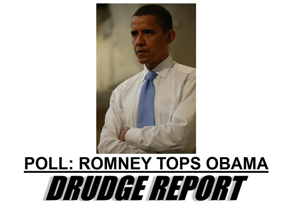 Romney Ahead of Obama President 2012 Poll Watch: Mitt Romney 46 Vs. Barack Obama 44%