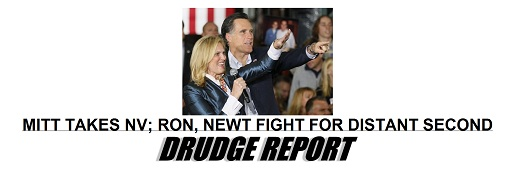 Romney Wins Nevada President 2012: Mitt Romney Wins Nevada Big