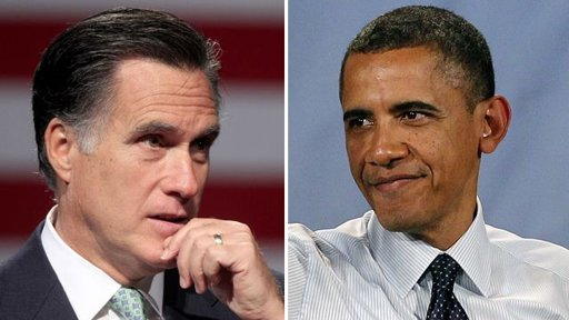 Romney and Obama The Morning Flap: May 16, 2012 
