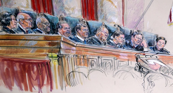 SCOTUS The Morning Flap: March 26, 2012