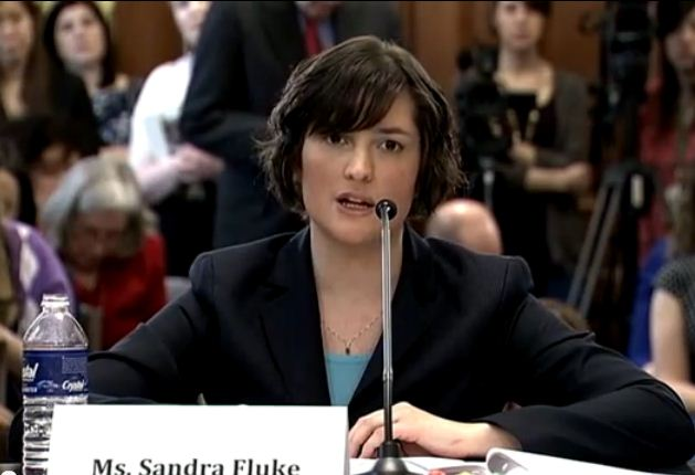 Sandra Fluke The Morning Flap: March 6, 2012