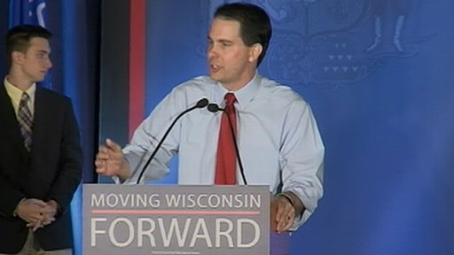 Scott Walker Forward The Morning Flap: June 7, 2012