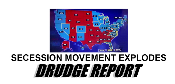 Secession Movement Explodes