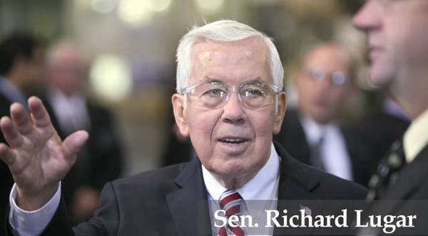 Senator Richard Lugar IN Sen: Richard Mourdock Beats Senator Richard Lugar in GOP Primary