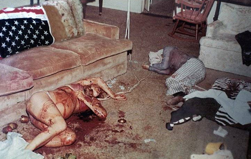 Sharon Tate murder scene Susan Atkins Parole Hearing Rescheduled to September 2, 2009