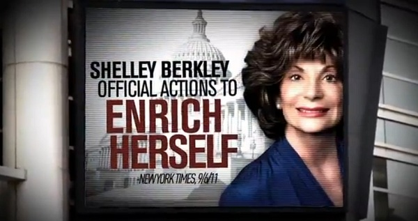 Shelley Berkley NV Sen: New Video Highlights Investigations into Rep Shelley Berkley