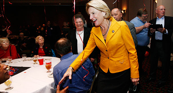 Shelley Moore Capito The Morning Flap: November 26, 2012