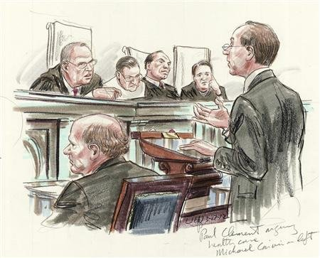 Supreme Court The Morning Flap: March 28, 2012