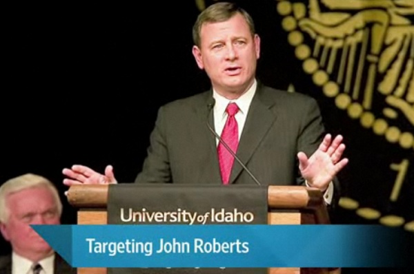 Targeting John Roberts The Morning Flap: May 22, 2012