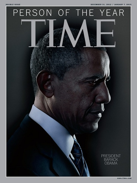 Time POTY Cover The Morning Flap: December 19, 2012
