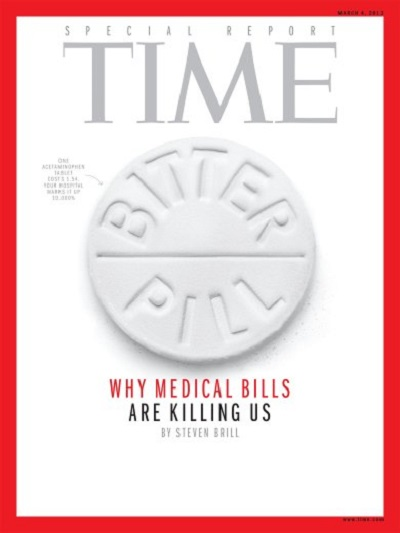 Time and Healthcare The Morning Flap: February 21, 2013