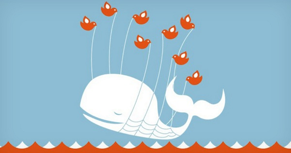 Twitter failwhale Twitter is Down and All is Quiet