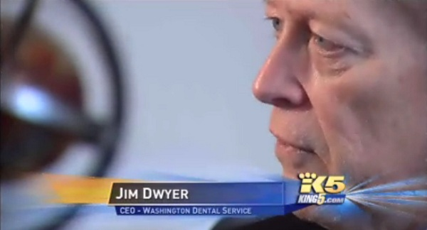 WDS CEO James Dwyer Washington Dental Services CEO James Dwyer Apologizes for Calling Dentists Not Working Hard Enough